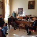 Στο Δήμαρχο Ηρακλείου η ομάδα πόλο του ΟΦΗ