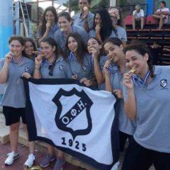 Εγραψαν ιστορία οι πολίστριες του ΟΦΗ: Ανέβηκαν ως πρωταθλήτριες στην Α2! (VIDEO+ΦΩΤΟΓΡΑΦΙΕΣ)