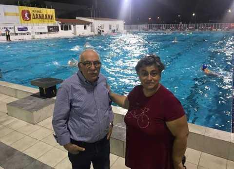 """Ο Μιχ. Σπαγουλάκης στο ofierasitechnis.gr: """"Πρέπει να διεκδικήσουμε μια δεύτερη πισίνα στο κολυμβητήριο"""""""